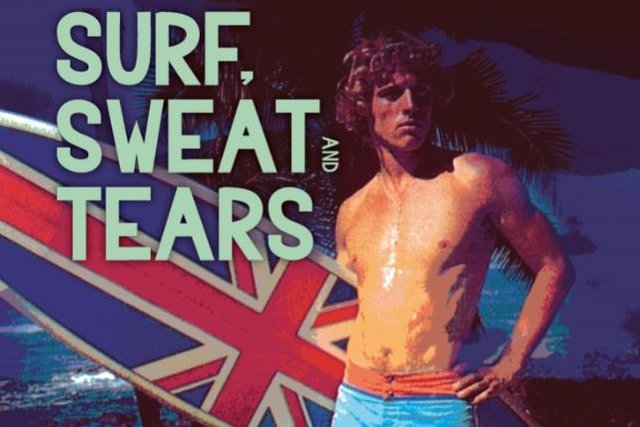Surf, Sweat and Tears, by Andy Martin