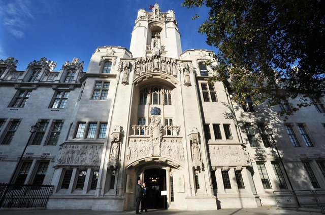 The Supreme Court building in Parliament Square, London. Picture: Fiona Hanson/PA Wire