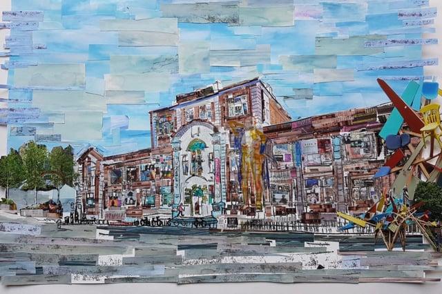 Summerhall, by Abbie Gladwin