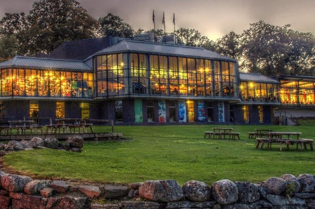 Pitlochry Festival Theatre has been closed to the public since March. Picture: Julius Cardew