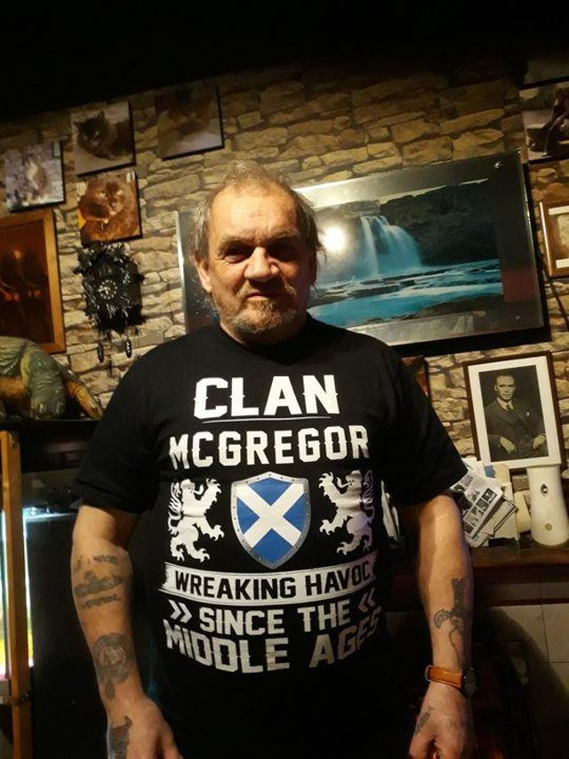 Douglas MacGregor, last seen five days ago in Caithness (Photo: Police Scotland).