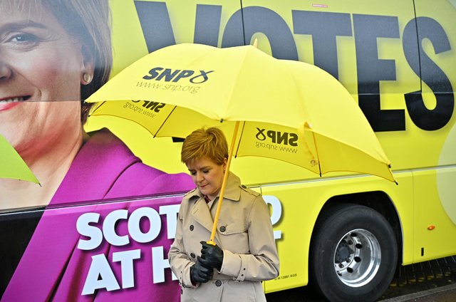 The SNP could be set for their worst result since 2007 if a new poll is accurate.