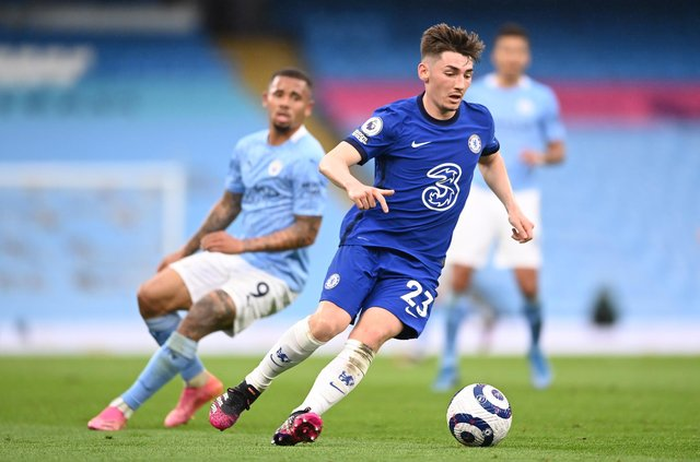 Chelsea midfielder Billy Gilmour has been talked up by his club manager Thomas Tuchel.
