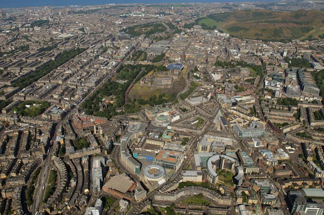 The study recognised Edinburgh's strong economic fundamentals, high quality universities and solid house price growth.