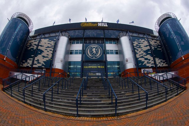 Hampden Park, home of the SFA and SPFL. Picture: SNS