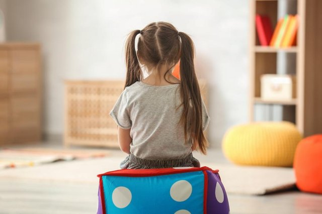 Charity Place2Be believes that children should not have to face mental health problems alone (Shutterstock)