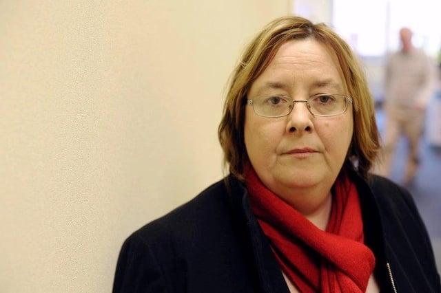 Margaret Lynch.