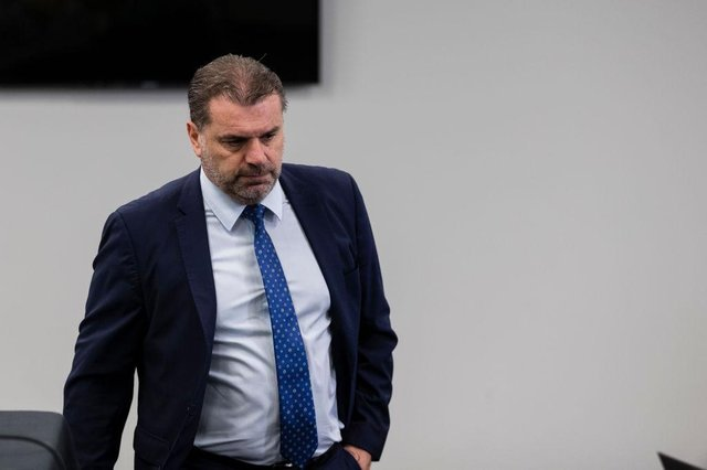 Celtic target Ange Postecoglou. Picture: Getty
