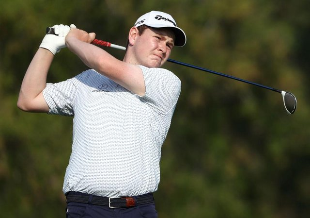 Bob Macintyre returns to action this week for the first time since teeing up in the DP World Tour Championship at Jumeirah Golf Estates in Dubai in mid-December. Picture: Francois Nel/Getty Images.
