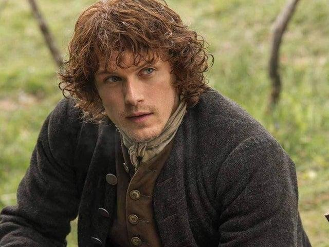 Outlander star Sam Heughan's fortune soarsto more than £3.3m thanks to success of hit fantasy series.