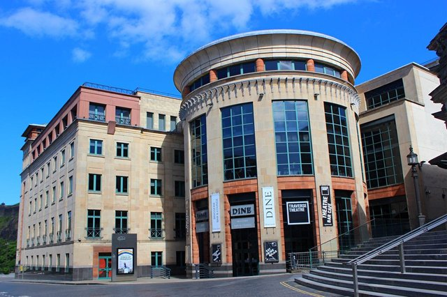 The Traverse Theatre has been one of the mainstays of the Fringe since the early 1960s. Picture: Stuart Montgomery