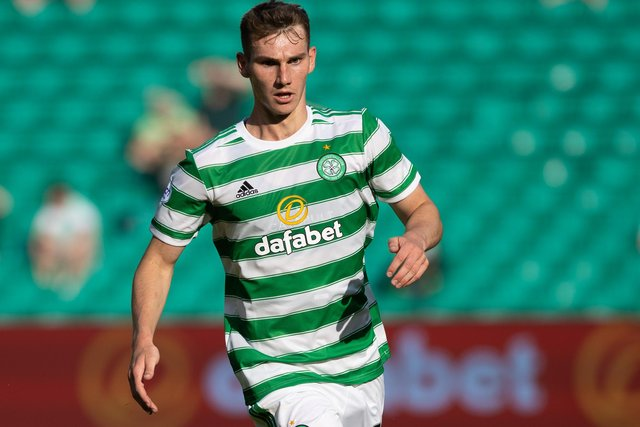 """Liam Shaw says that, despite the obvious issues for new manager Ange Postecoglou in Celtic's Champions League opening qualifier coming around so soon, they will """"be alright"""" against FC Midtjylland.  (Photo by Craig Williamson / SNS Group)"""