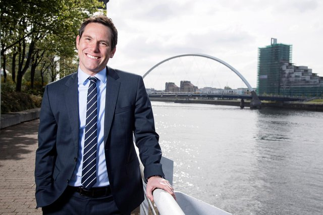 French Duncan, which employs more than 200 people across three locations in Scotland, appointed Iain Walker as head of corporate advisory in November 2020, taking over from managing partner Graeme Finnie. Picture: Rob Casey/SNS Group