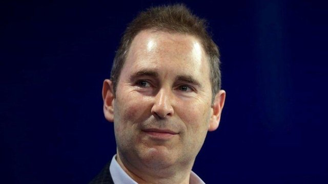 Andy Jassy has been an employee of Bezos since his graduation from Harvard in 1997 (Picture: Reuters)