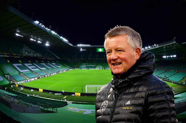 Chris Wilder would be a good fit for Celtic, according to one of his former players