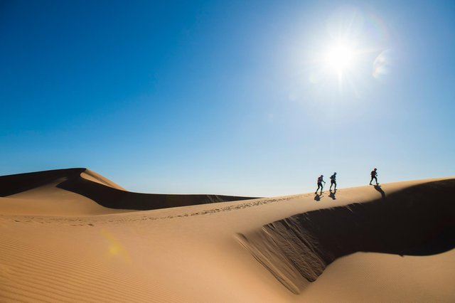 The firm cites growing demand for life-affirming adventure in remote places. Picture: Leo Francis.