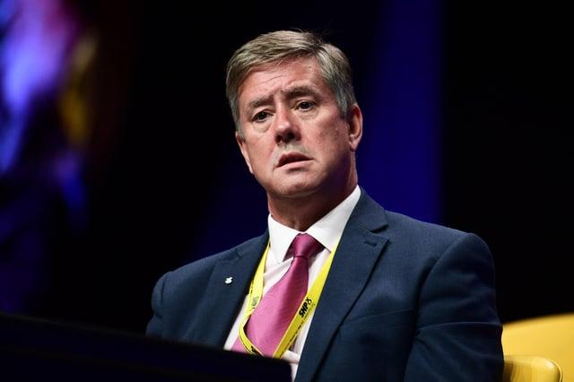 Keith Brown, MSP