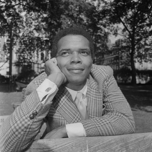 Johnny Nash released I Can See Clearly Now in 1972 (Photo by Ron Case/Keystone/Hulton Archive/Getty Images)