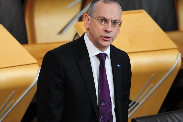 Jim Eadie was SNP MSP for Edinburgh South from 2011 until 2016