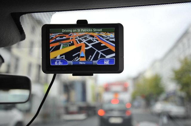 A badly positioned sat nav can significantly obscure your view