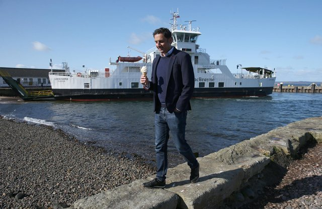 Scottish Labour leader Anas Sarwar spoke to The Scotsman's politics podcast, The Steamie.