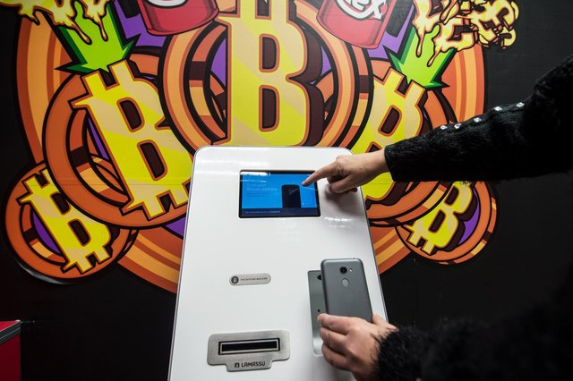 Bitcoin has been making the headlines over the past few years. Picture: John Devlin