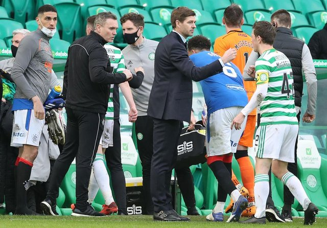 Rangers manager Steven Gerrard believes the Old Firm Colts enting the Lowland League is good for Scottish football.