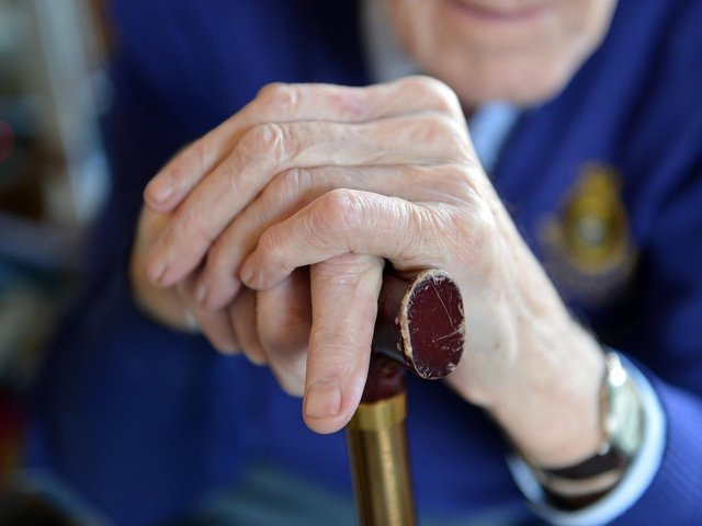 Care home staff may not get their bonus until May.