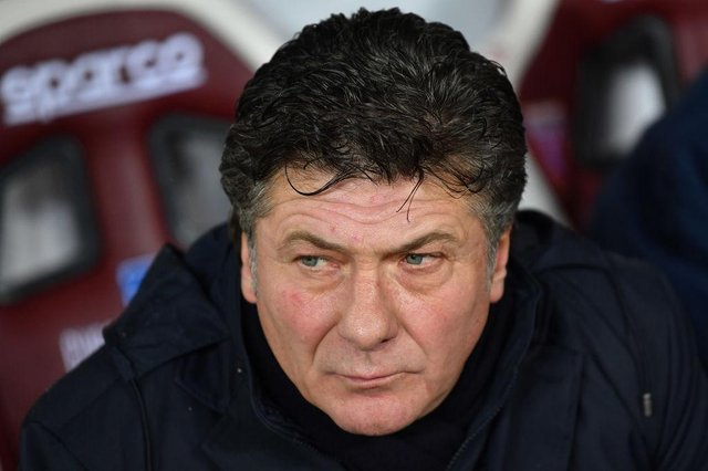 Walter Mazzarri is out of work after leaving Torino last year. Picture: SNS
