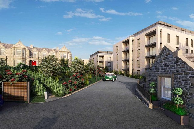 Torwood House in sought-after Murrayfield is the latest exciting new development from AMA Homes.
