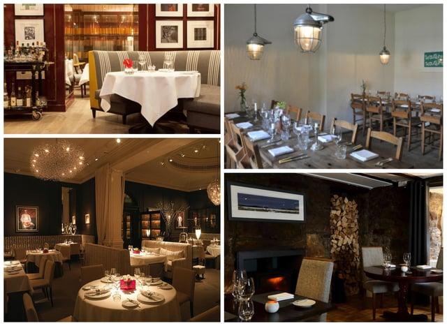 Scotland has 10 Michelin Starred restaurants.