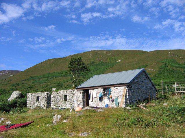 An Cladach bothy on Islay is now closed and will re-open next year with a booking system after several issues caused by rising visitor numbers. PIC: Contributed.