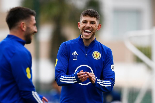 Celtic's Ryan Christie is a reported target for Southampton. Picture: SNS