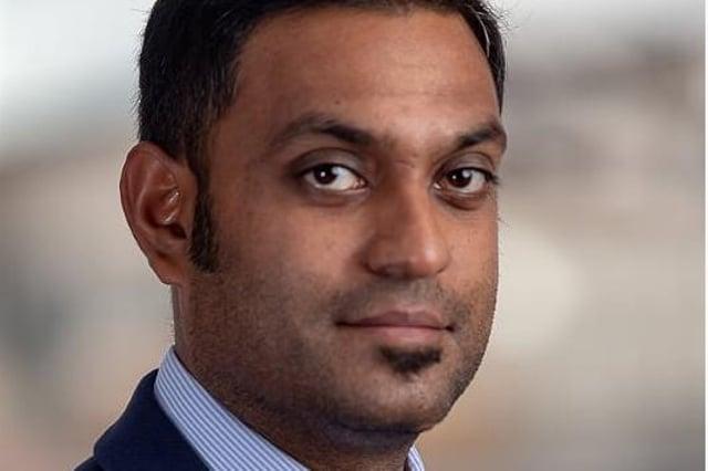 Tejesh Mistry is Venture Trust's Director of External Affairs.