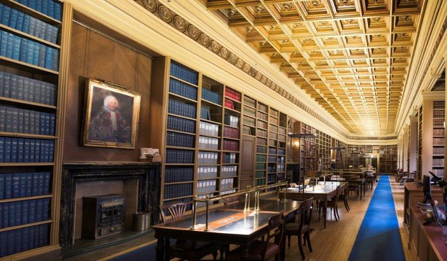 Lord Hope has written that the Advocates Library'played a major part in serving the survival of Scots Law as a separate legal system'