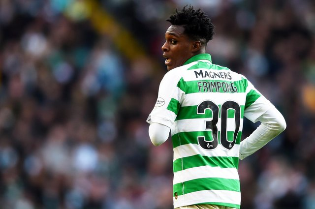 Jeremie Frimpong has starred as a teenager for Celtic this season. Picture: SNS