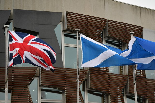 The Bank of Scotland Business Barometer looked at Scotland while a wider survey by parent group Lloyds examined the UK as a whole. Picture: Jeff J Mitchell/Getty Images