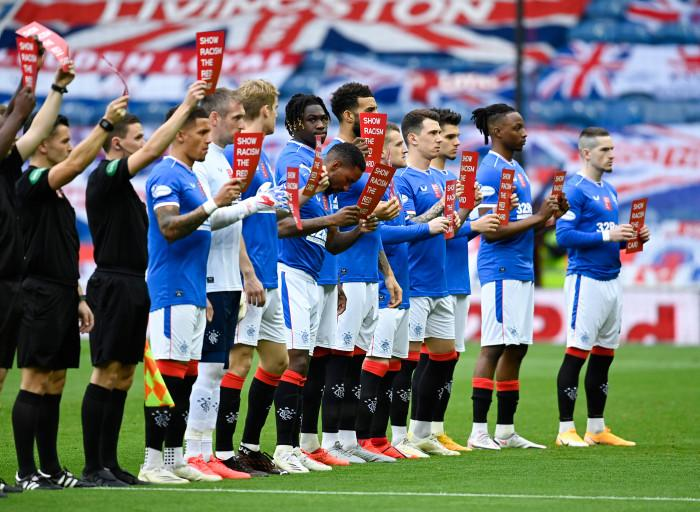 How Rangers players rated in 2-0 SPFL Premiership win over Livingston at Ibrox