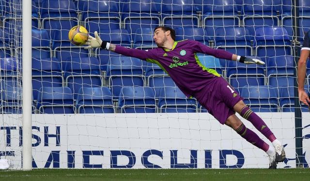 "Vasilis Barkas must improve ""body language and functionality"" to be Celtic No.1 | The Scotsman"