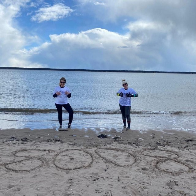 Jog for Jugs, the viral campaign raising breast cancer awareness and funds for the charity CoppaFeel!, has smashed its cheeky new target of £8,008 within just five days of the campaign going live.