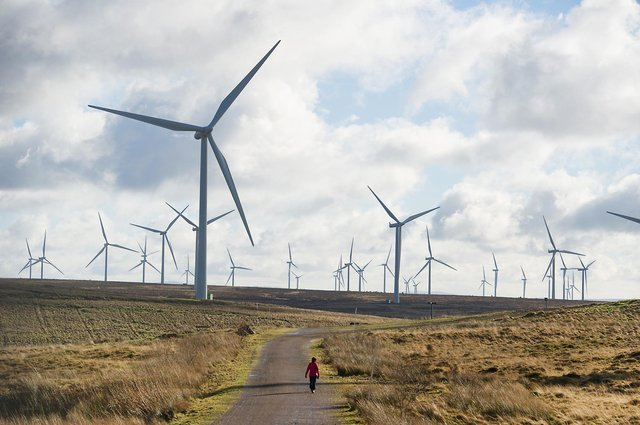 Wind farms are frequently opposed by their neighbours