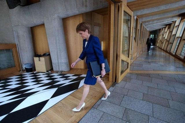 Nicola Sturgeon has announced that Scotland will move into phase two of its easing of restrictions