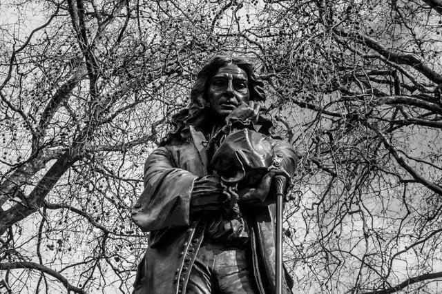 Colston was involved in Britain's slave trade past