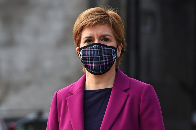 Scotland's First Minister Nicola Sturgeon is set for another term of minority government at this election.