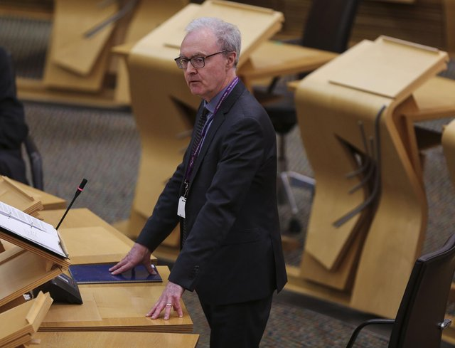 Nicola Sturgeon has indicated the potential for reform of the role of the Lord Advocate. James Wolffe QC has resigned from the position in recent days.