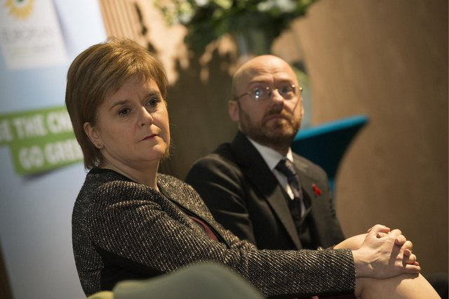 Nicola Sturgeon and Patrick Harvie will this week begin formal talks on a co-operation agreement.