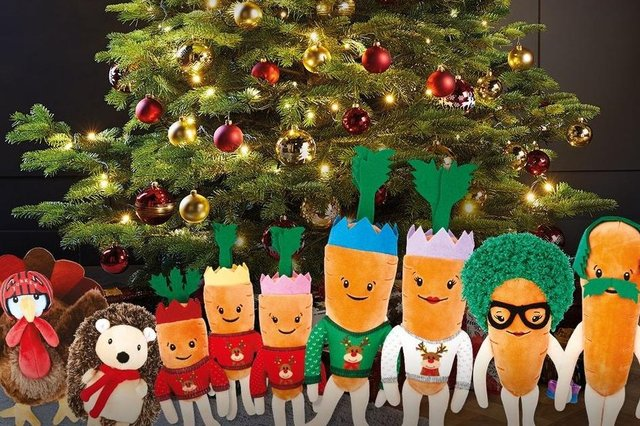 When Is Kevin The Carrot On Sale In Aldi Stores In 2020 Date You Can Buy The Cult Soft Toy His Family And Themed Pyjamas The Scotsman