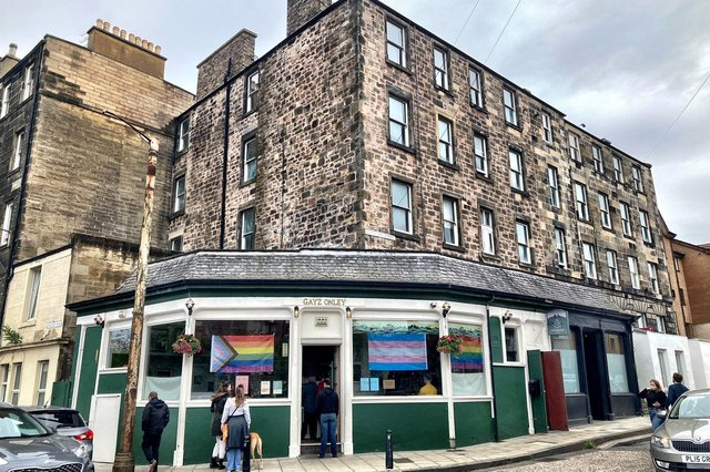 The Dreadnought, formerly The Halfway House, pops up as Gayz Onley for one week only