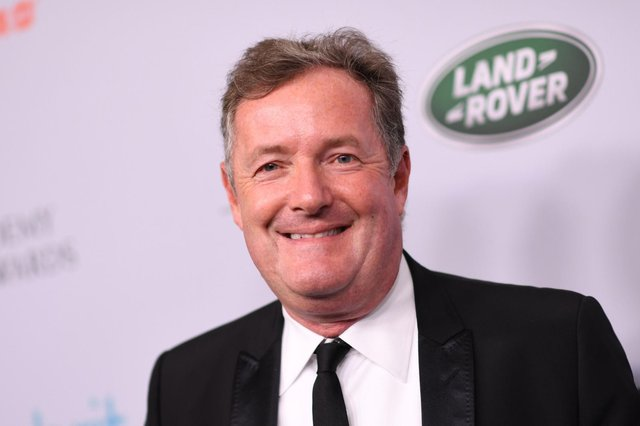 Piers Morgan co-hosted Good Morning Britain for six years, alongside Susanna Reid (Getty Images)