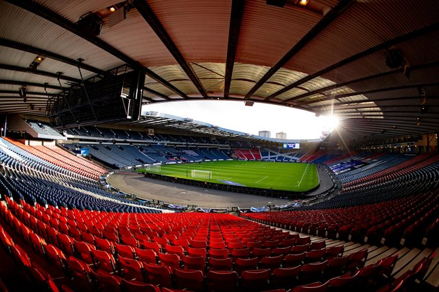 Hibs are seeking clarification from the SFA over whether fans will still be allowed to attend the Scottish Cup final